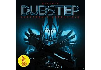 VARIOUS - Seventy Dubstep-Electronic Essentials - (CD)