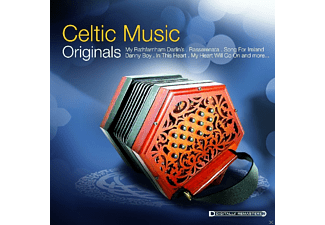 VARIOUS - Originals-Celtic Music - (CD)