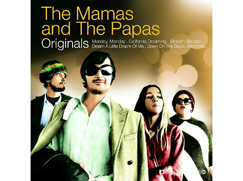 The Mamas And The Papas - Originals - The Mamas & The Papas [CD]