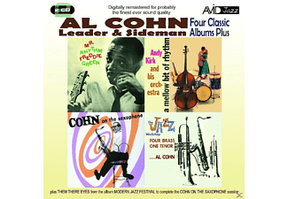 Al Cohn - 4 Classic Albums Plus 2 - (CD)