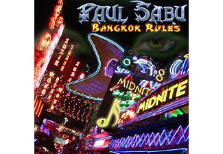 Paul Sabu - Bangkok Rules - (CD)