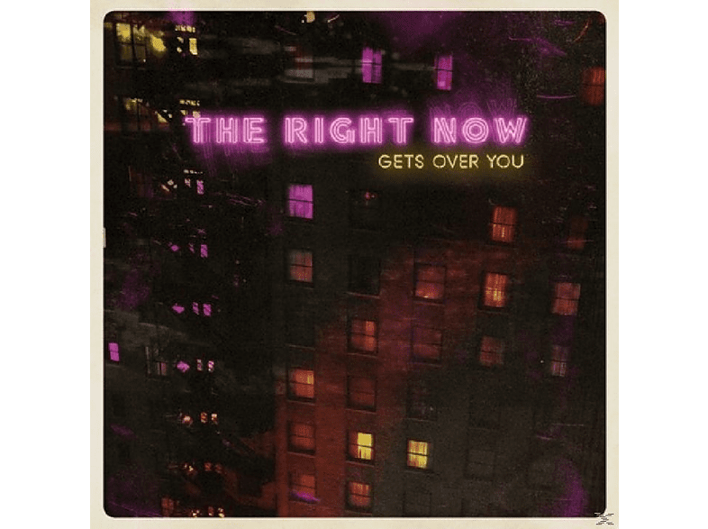 Right Now - Gets Over You [CD]