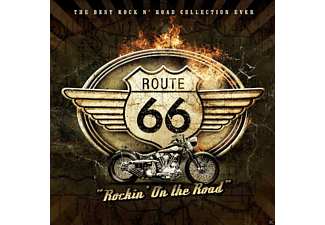 VARIOUS - Route 66 - (CD)