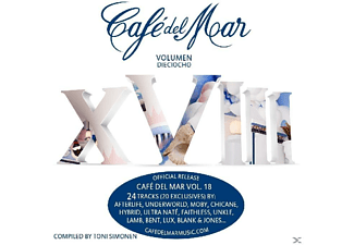 VARIOUS - CAFE DEL MAR 18 - (CD)