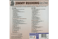 Jimmy Rushing - 4 Classic Albums Plus [CD]