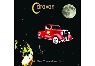 Caravan - All Over You  And You Too - (CD)