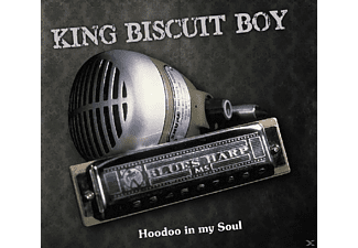 King Biscuit Boy - Hoodoo In My Soul - (CD)