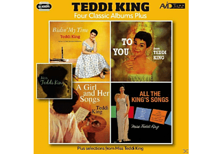 Teddi King - Four Classic Albums Plus - (CD)