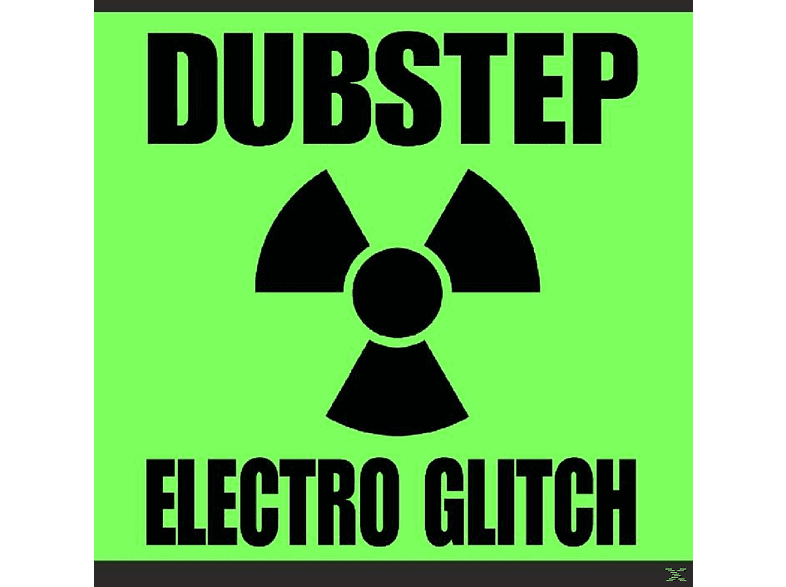 VARIOUS - Dubstep Electro Glitch [CD]