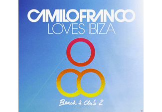 VARIOUS - Camillo Franco Loves Ibiza - (CD)
