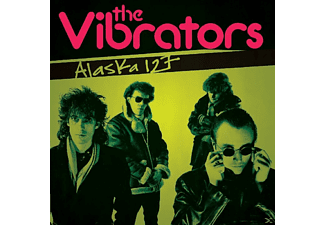 The Vibrators - Alaska 127 - (CD)