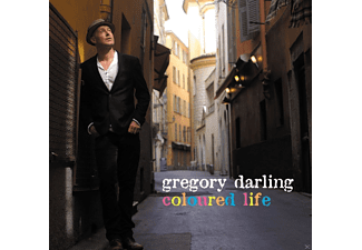 Gregory Darling - Coloured Life - (CD)