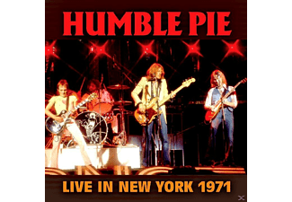 Humble Pie - Live In New York 1971 - (CD)
