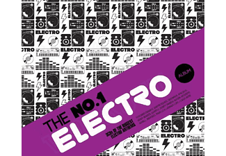 VARIOUS - The No.1 Electro Album - (CD)