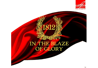 VARIOUS - 1812 In The Blaze Of Glory - (CD)