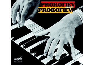 London So, Coppola Piero (1888-1971) - Prokofieff Plays Prokofieff - (CD)