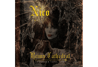Nico - Reims Cathedral - (CD)