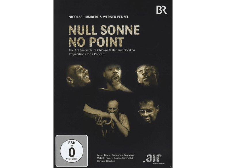 Art Ensemble Of Chicago - Null Sonne No Point [DVD]