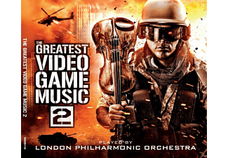 The London Philharmonic Orchestra - The Greatest Video Game Music 2 - (CD)