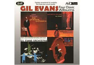Gil Evans - 4 Classic Albums - (CD)