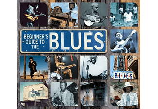 VARIOUS - Beginner's Guide To Blues - (CD)