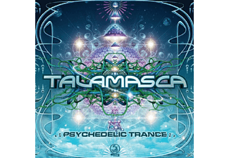Talamasca - Psychedelic Trance - (CD)