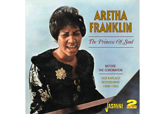 Aretha Franklin - The Princess Of Soul - (CD)