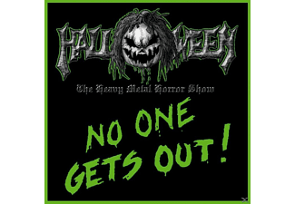 Halloween - No One Gets Out - (CD)
