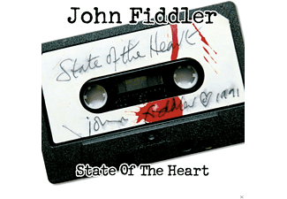 John Fiddler - State Of The Heart - (CD)