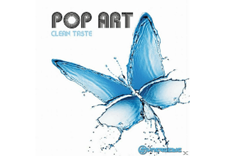 Pop Art - Clean Taste - (CD)