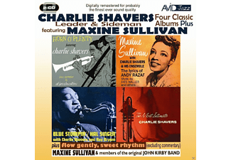 Charlie Shavers - 4 Classic Albums - (CD)