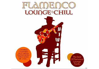 VARIOUS - Flamenco Lounge & Chill - (CD)