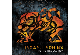 Israeli Sphinx - Retro Revolution - (CD)