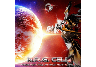 NRG Cell - Another Day On Another Planet - (CD)