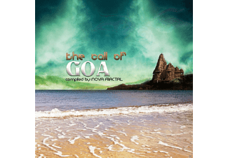 VARIOUS - Call Of Goa - (CD)