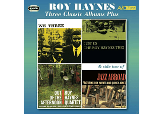 Roy Haynes - Three Classic Albums Plus - (CD)