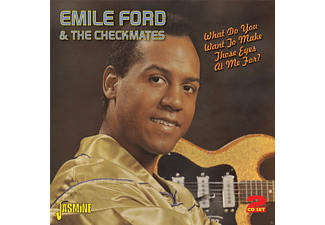 Emile Ford, The Checkmates - What Do You Want To Make - (CD)