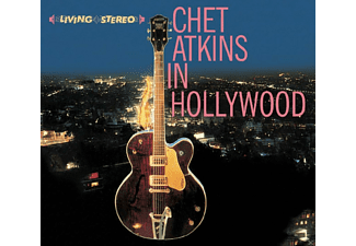 Chet Atkins - In Hollywood - (CD)