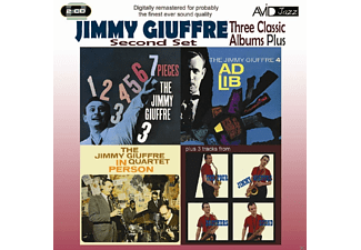 Jimmy Giuffre - Three Classic Albums Plus - (CD)