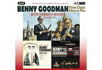 Benny Goodman - 3 Classic Albums Plus - (CD)