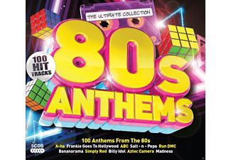 VARIOUS - 80s Anthems - (CD)