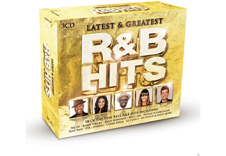 VARIOUS - R & B Hits-Latest & Greatest - (CD)