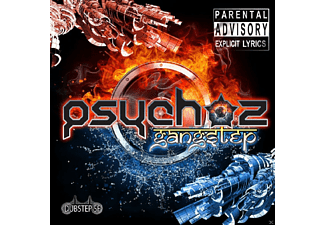 Psychoz - Gangstep - (CD)