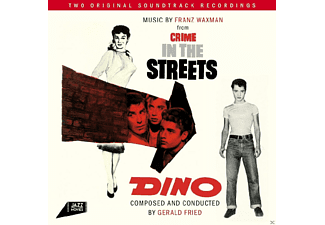 VARIOUS - Crime In The Street/Dino - (CD)