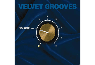 VARIOUS - Velvet Grooves Volume Too! - (CD)