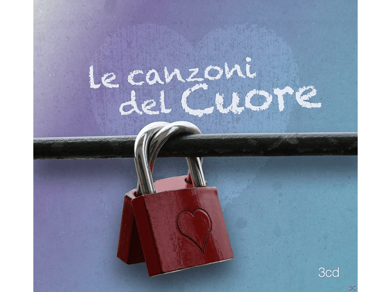 VARIOUS - Le Canzoni Del Cuore [CD]