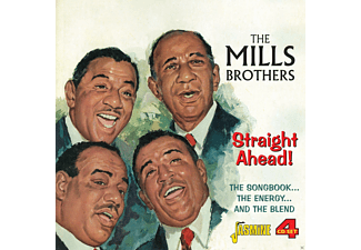 The Mills Brothers - Straight Ahead - (CD)
