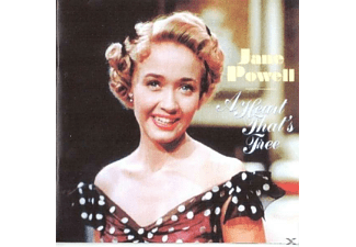 Jane Powell - A Heart That's Free - (CD)