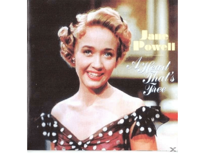Jane Powell - A Heart That's Free [CD]