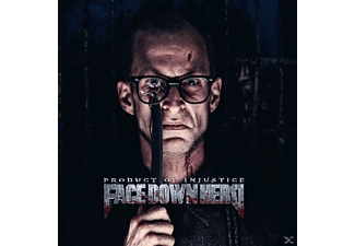 Face Down Hero - Product Of Injustice - (CD)
